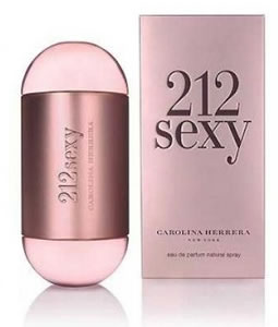 CAROLINA HERRERA 212 SEXY EDP FOR WOMEN