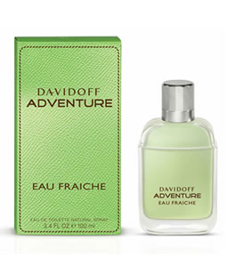 DAVIDOFF ADVENTURE EAU FRAICHE FOR MEN
