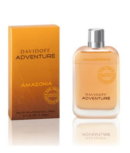 DAVIDOFF ADVENTURE AMAZONIA EDT FOR MEN