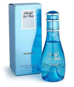 DAVIDOFF COOL WATER EDT FOR WOMEN