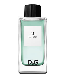 D&G 21 LE FOU EDT FOR MEN
