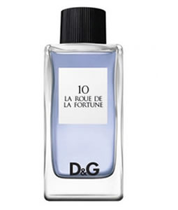 D&G 10 LA ROUE DE LA FORTUNE EDT FOR WOMEN