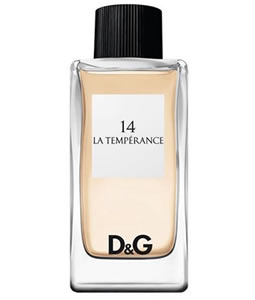 D&G 14 LA TEMPERANCE EDT FOR WOMEN