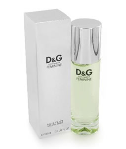 D&G FEMININE EDT FOR WOMEN