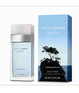 D&G LIGHT BLUE DREAMING IN PORTOFINO EDT FOR WOMEN