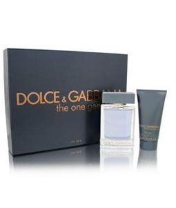 D&G THE ONE GENTLEMEN GIFT SET FOR MEN