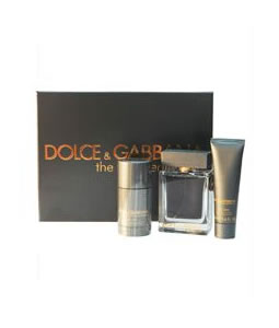D&G THE ONE GENTLEMEN 3 PCS EDT GIFT SET FOR MEN