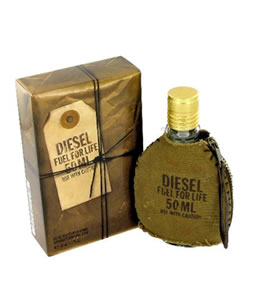 DIESEL FUEL FOR LIFE EDT FOR MEN