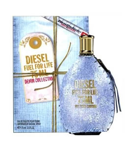DIESEL FUEL FOR LIFE DENIM COLLECTION EDT FOR WOMEN