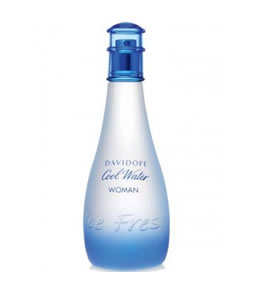 DAVIDOFF COOL WATER ICE FRESH EDT FOR WOMEN