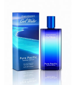 DAVIDOFF COOL WATER PURE PACIFIC EDT FOR MEN