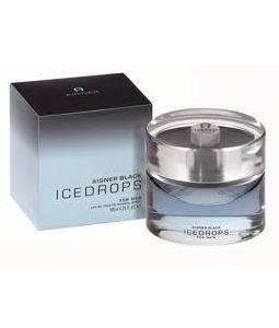 ETIENNE AIGNER BLACK ICEDROPS EDT FOR MEN