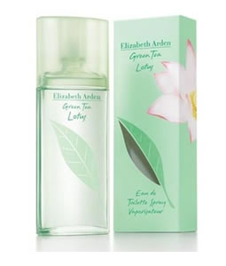 ELIZABETH ARDEN GREEN TEA LOTUS EDT FOR WOMEN