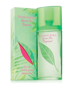 ELIZABETH ARDEN GREEN TEA TROPICAL EDT FOR WOMEN