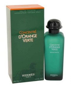 HERMES EAU D'ORANGE VERTE EDT CONCENTRE FOR MEN