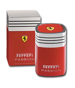 FERRARI PASSION EDT FOR MEN