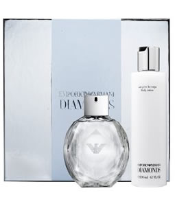 GIORGIO ARMANI DIAMOND GIFT SET FOR WOMEN