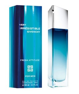 GIVENCHY VERY IRRESISTIBLE FRESH ATTITUDE EDT FOR MEN