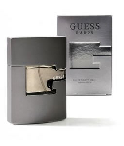 GUESS SUEDE EDT FOR MEN
