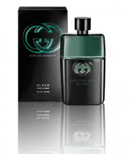 GUCCI GUILTY BLACK EDT FOR MEN
