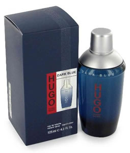 HUGO BOSS DARK BLUE EDT FOR MEN