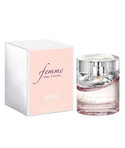 HUGO BOSS FEMME LEAU FRAICHE EDT FOR WOMEN