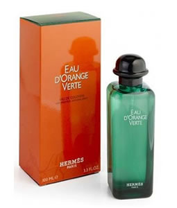 HERMES EAU D'ORANGE VERTE EDC FOR MEN