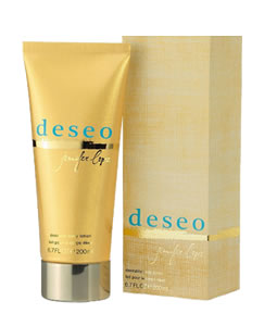 JENNIFER LOPEZ DESEO BODY LOTION 200ML FOR WOMEN
