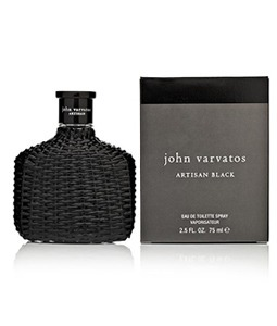JOHN VARVATOS ARTISAN BLACK EDT FOR MEN