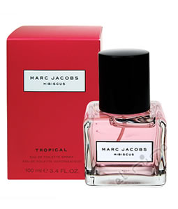 MARC JACOBS HIBISCUS TROPICAL COLLECTION EDT FOR WOMEN