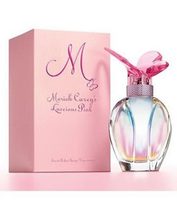 MARIAH CAREY LUSCIOUS PINK EDP FOR WOMEN