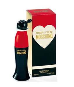 MOSCHINO CHEAP AND CHIC EDT FOR WOMEN