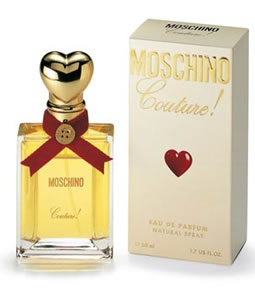 MOSCHINO COUTURE EDT FOR WOMEN