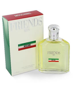 MOSCHINO FRIENDS FOR MEN EDT FOR MEN