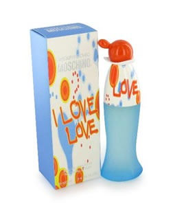 MOSCHINO I LOVE LOVE EDT FOR WOMEN