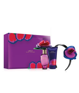 MARC JACOBS LOLA EDP GIFT SET FOR WOMEN