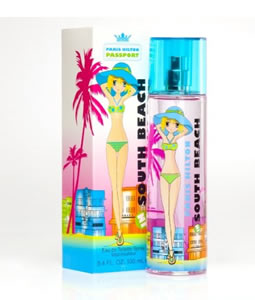 PARIS HILTON PASSPORT SOUTH BEACH EDT FOR WOMEN