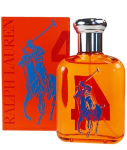 RALPH LAUREN BIG PONY 4 EDT FOR MEN