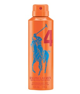 RALPH LAUREN BIG PONY 4 DEODORANT FOR MEN