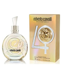 ROBERTO CAVALLI ANNIVERSARY 40 EDP FOR WOMEN