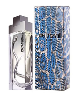 ROBERTO CAVALLI MAN EDT FOR MEN