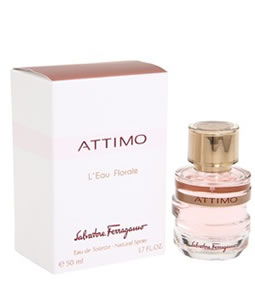 SALVATORE FERRAGAMO ATTIMO LEAU FLORALE EDP FOR WOMEN