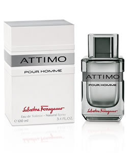 SALVATORE FERRAGAMO ATTIMO EDT FOR MEN