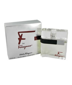 SALVATORE FERRAGAMO F FOR MEN EDT FOR MEN