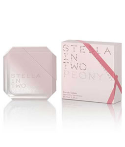 STELLA MCCARTNEY STELLA IN TWO PEONY EDT FOR WOMEN