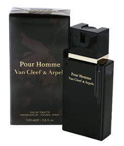 VAN CLEEF & ARPELS POUR HOMME EDT FOR MEN