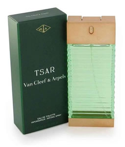 VAN CLEEF & ARPELS TSAR EDT FOR MEN