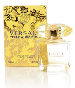 VERSACE YELLOW DIAMOND EDT FOR WOMEN