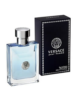VERSACE POUR HOMME EDT FOR MEN