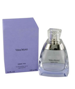 VERA WANG SHEER VEIL EDP FOR WOMEN